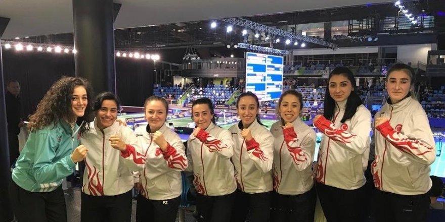 Badminton Kadın Milli Takımı Çeyrek Final'de