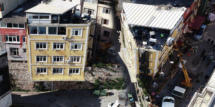 Büyük tepki çekmişti! Tarih üzerindeki otel ve pansiyon yıkılıyor