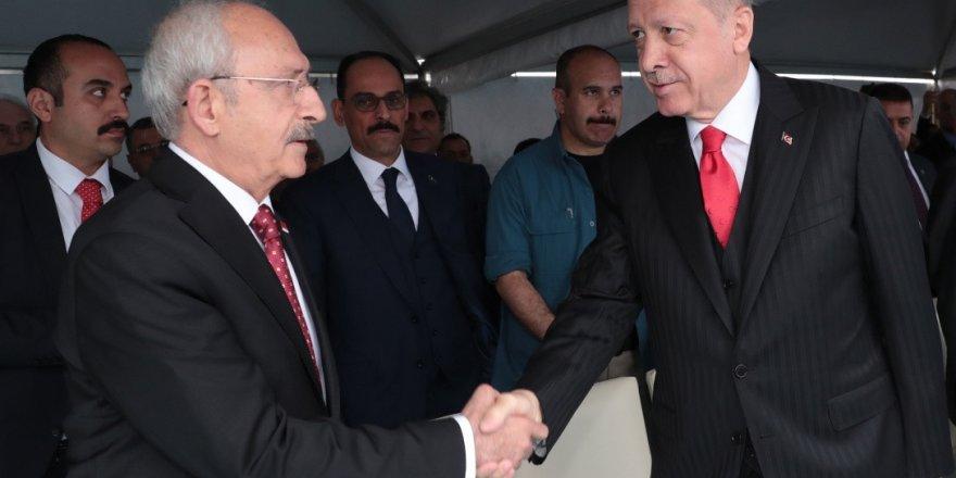 Kılıçdaroğlu'ndan Cumhurbaşkanı Erdoğan'a karşı dava