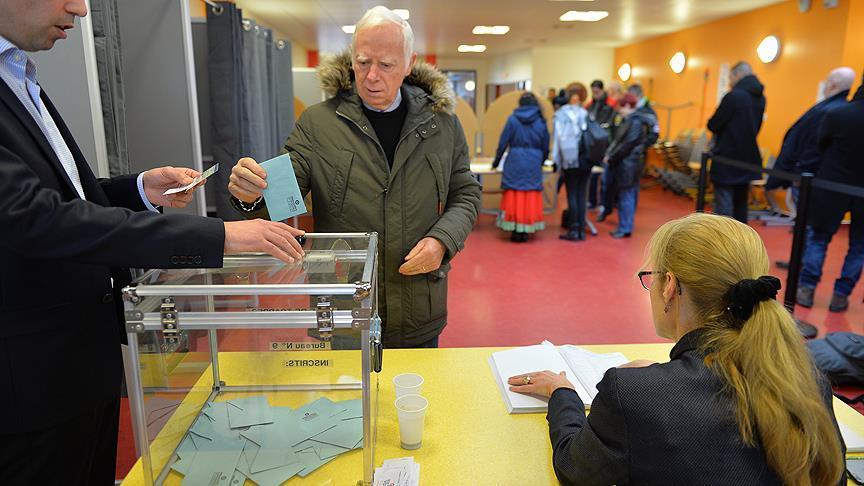 Fransa'da cumhurbaşkanı ön seçimleri