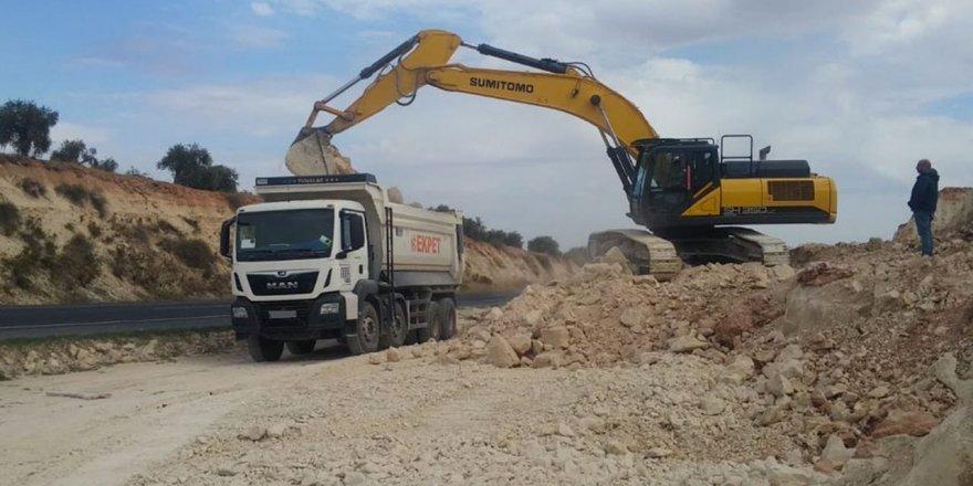 Erdoğan'ın memleketinde yol inşaatı HES projesi çıkmıştı: Şikayet üzerine inşaat...