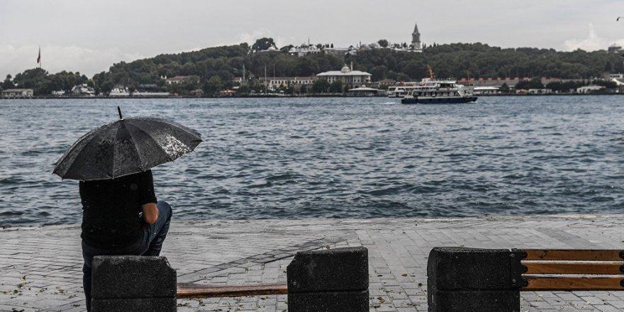 Meteoroloji'den don ve kar uyarısı! (16 Şubat 2020 İstanbul'da hava durumu)