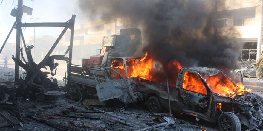 Tel Abyad'da patlama: 4 ölü