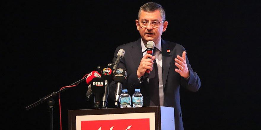 """CHP'li Özgür Özel: """"Dünden razı, bugünden hazırız"""""""