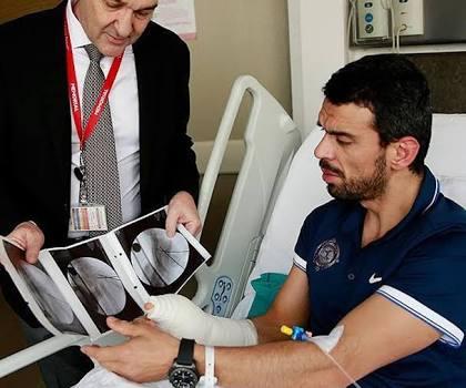 Kenan Sofuoğlu ameliyat edildi