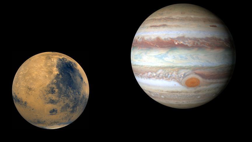 Çin, Mars ve Jüpiter'i keşfedecek