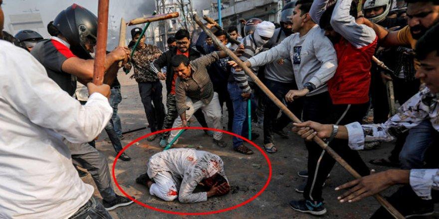 Yeni Delhi'de dövülen Muhammed Zübeyir yaşadıklarını anlattı