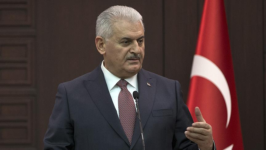 Başbakan Yıldırım'dan Af açıklaması