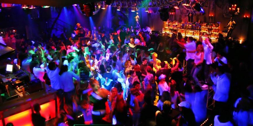 Bar ve gece kulüplerinin faaliyetleri durduruldu