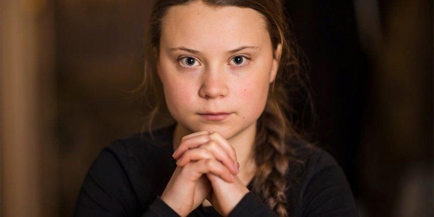 Greta Thunberg'den şok mesaj: Korona mı bulaştı?