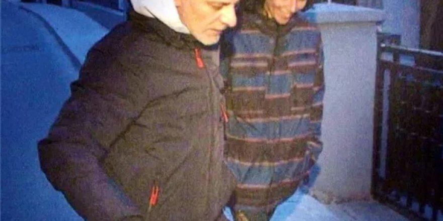 Ozan Güven, kız arkadaşıyla gecelerde yakalandı