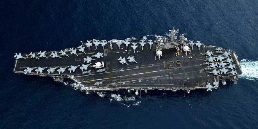 ABD donanmasında korona virüs tehdidi