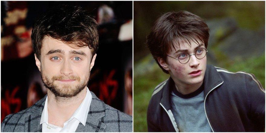 Daniel Radcliffe: ''Harry Potter beni alkolik yaptı''