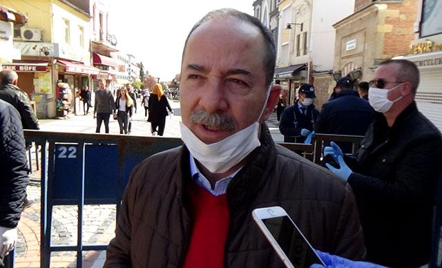 """Edirne Belediye Başkanı Recep Gürkan: """"Artık yalvarma derecesine geldik"""""""