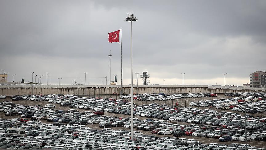 Otomotiv ihracatı yüzde 37 arttı