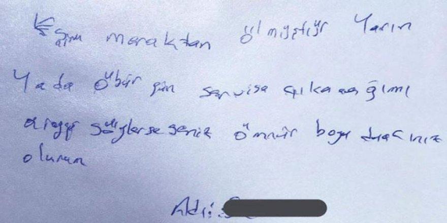 Korona virüs hastası yoğun bakımda uyanınca yazdı: Doktorları ağlatan not