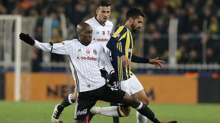 Beşiktaş'ın kupadaki konuğu Fenerbahçe