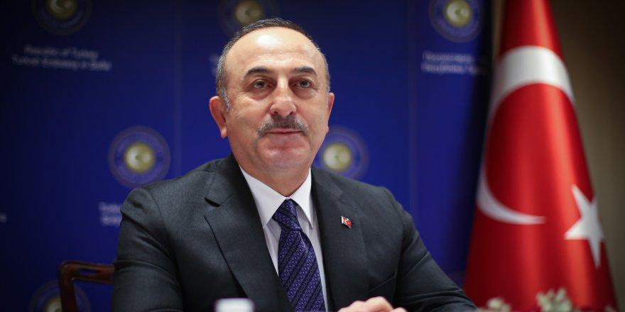 Bakan Çavuşoğlu: Oruç Reis gemisi geri dönecek