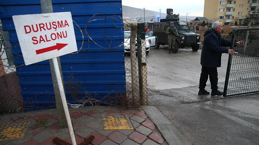 Ankara'daki darbeciler yargılanıyor
