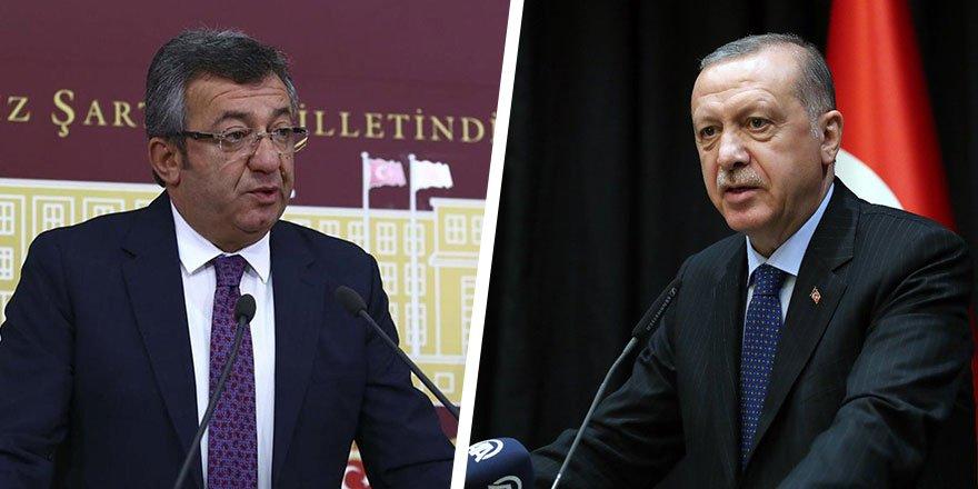 """Engin Altay'dan Erdoğan'a: """"Hakikaten paranoya mı yoksa mağduriyet mi?"""""""