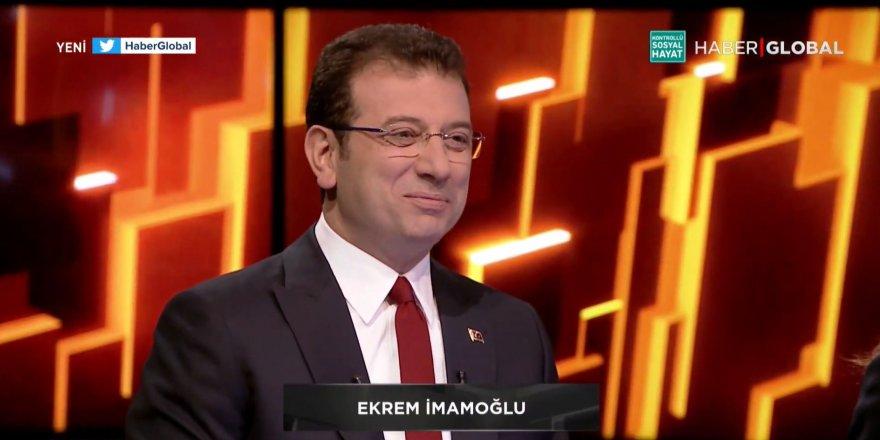 """İBB Başkanı İmamoğlu: """"Ben insanları yalanla ikna etmem"""""""