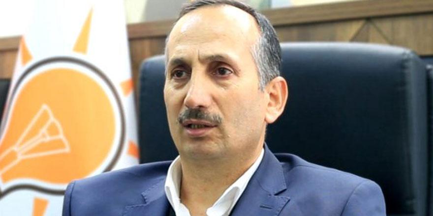 AKP'li belediye başkanı korona virüse yakalandı