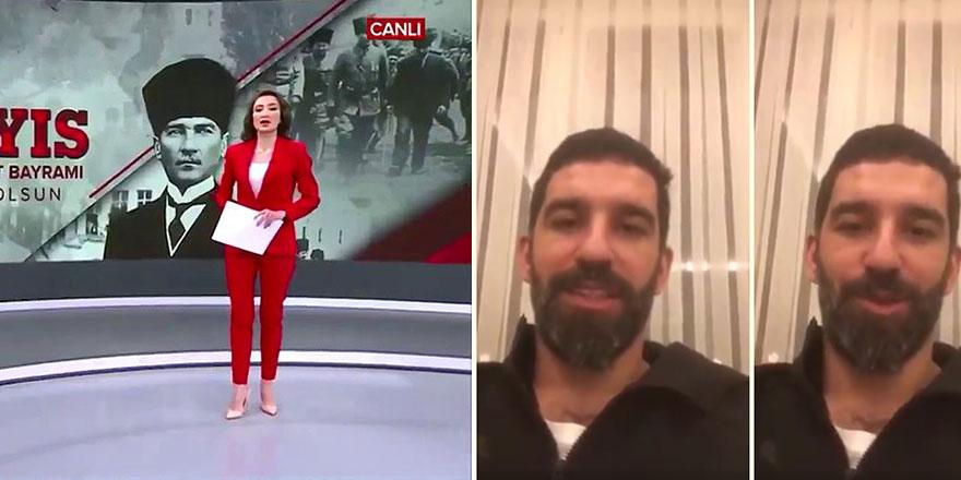 """Yılmaz Özdil'den olay TRT ve Arda Turan yorumu: """"En azından 19 Mayıs'ta..."""""""