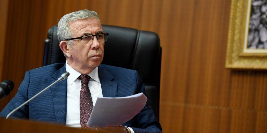 AKP Genel Sekreteri Şahin'den Mansur Yavaş'a şok tehdit