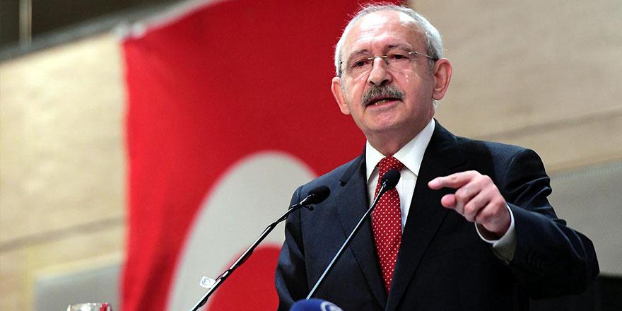 Kılıçdaroğlu'ndan Erdoğan'a çok sert cami yanıtı