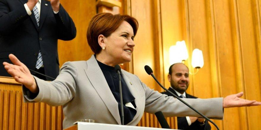 Meral Akşener Halk TV'nin canlı yayın konuğu oluyor