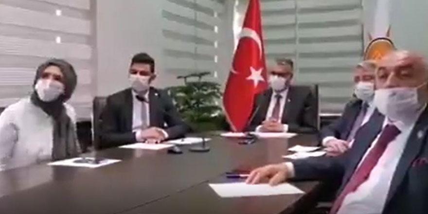 Erdoğan'a öyle bir söz etti ki, kulaklarınıza inanamayacaksınız!