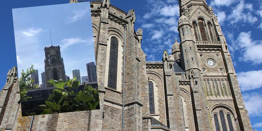 Camide provokasyon tartışılırken kilisede hangi türkü çalındı?