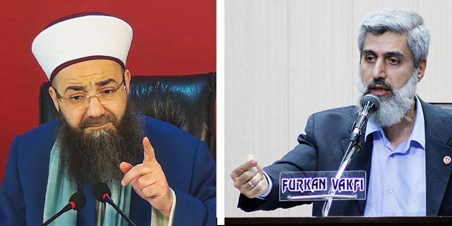 """Cübbeli Ahmet'ten Alparslan Kuytul'a: """"Ajan mısın katil mi olmak istiyorsun?"""""""