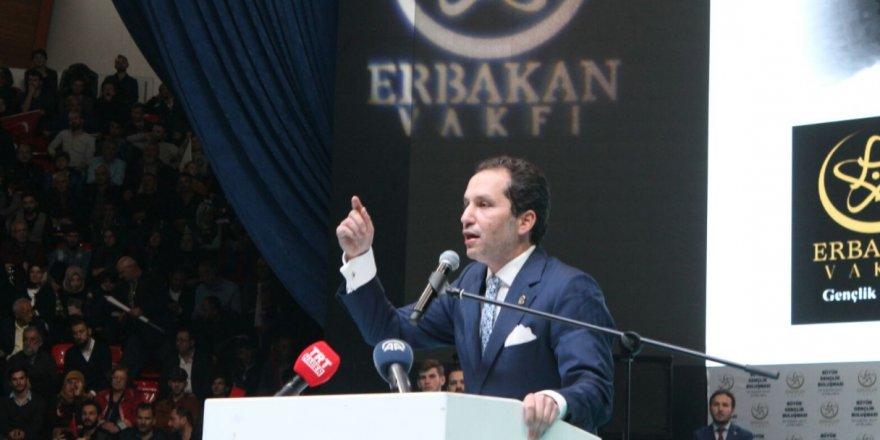 Yeniden Refah Partisi'ni sarsan ölüm!