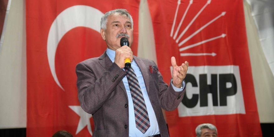 Adana Büyükşehir Belediye Başkanı Zeydan Karalar'a şok tehdit