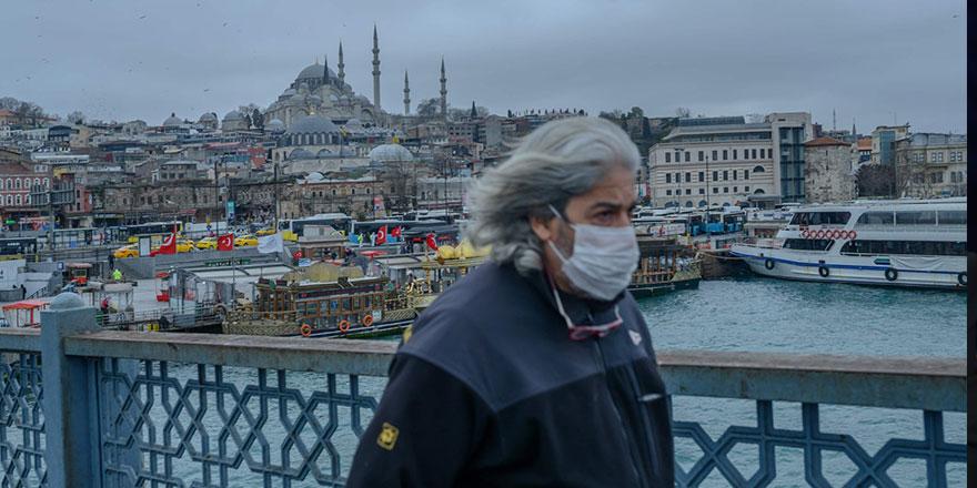 """""""Türkiye'deki olguların yüzde 60'ı İstanbul'da"""""""