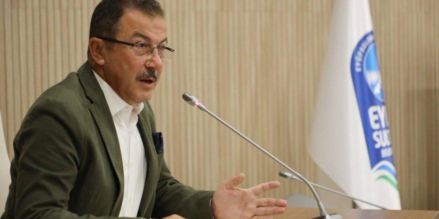 """Eyüp Sultan Belediye Başkanı Deniz Köken'den """"dev kampanya"""": Sadece 50 kişiye verilecek"""