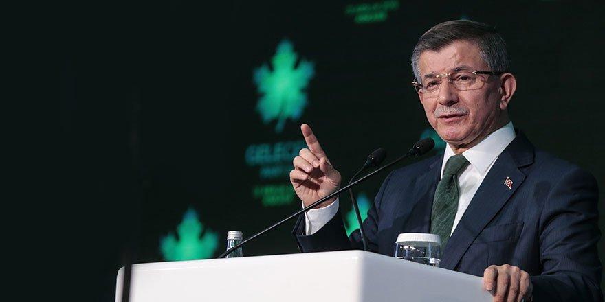 """Davutoğlu'ndan çok konuşulacak Bahçeli tepkisi """"Eğer Erdoğan konuşmazsa..."""""""