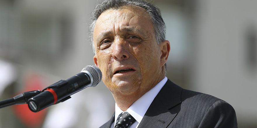 Ahmet Nur Çebi'den çarpıcı açıklamalar