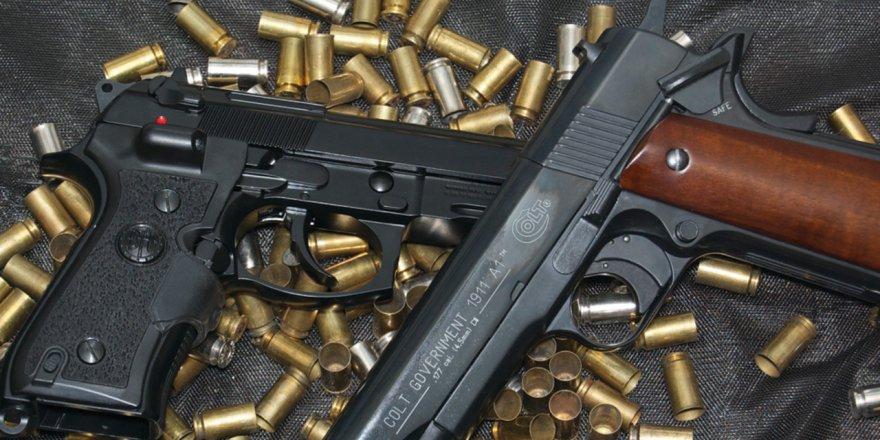Türkiye'deki ruhsatsız silah sayısı şoke etti