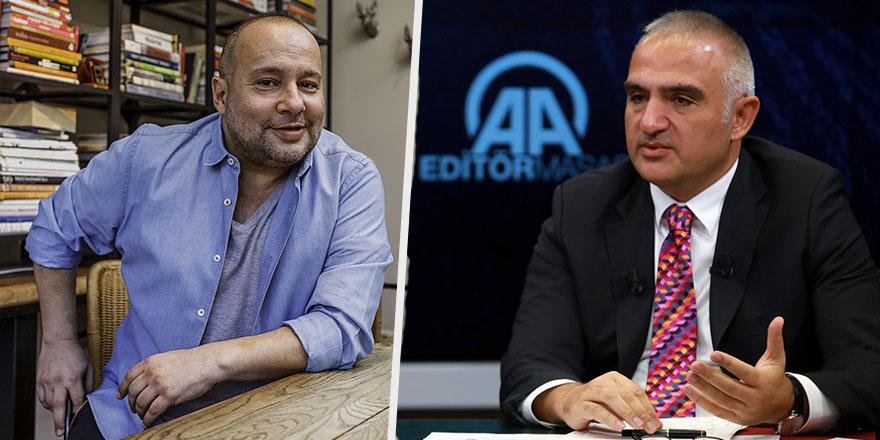 İzzet Çapa'dan Bakan Ersoy'a: Bu ayrımcılıktır!