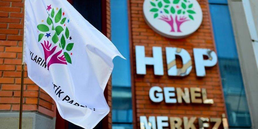 Son dakika... HDP'ye kapatılma davası açıldı
