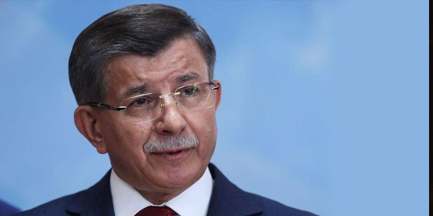 """Davutoğlu'ndan bomba itiraflar: """"Keşke yapmasaydım"""""""