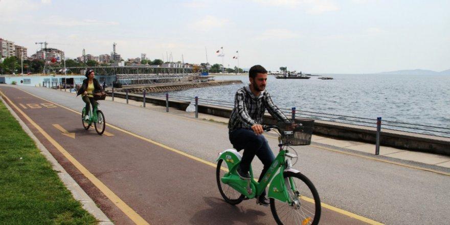 Akıllı Bisiklet çok büyük ilgi görüyor