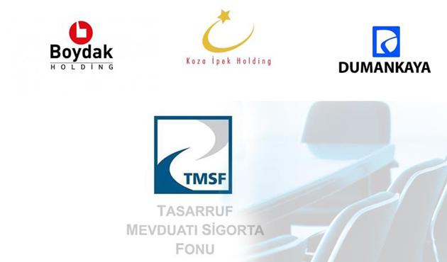 El konulan şirketleri TMSF tasfiye edecek
