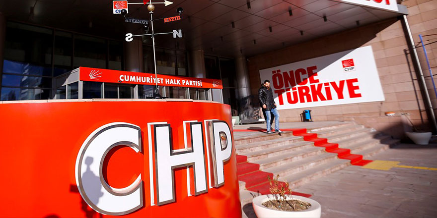 CHP Grubu'nda 'korona virüs' alarmı