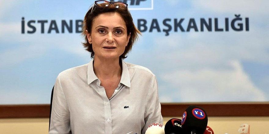 Canan Kaftancıoğlu: Parti içi soruşturma başlatıldı