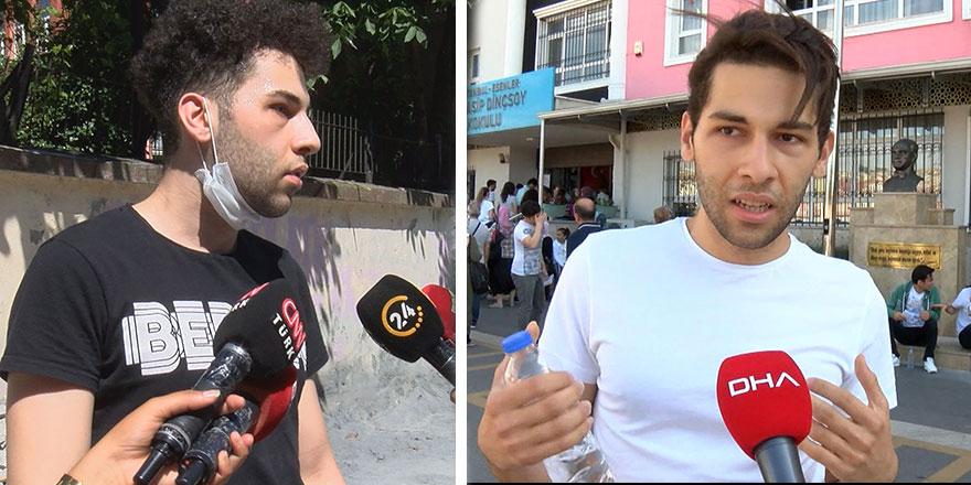 Herkesi 'trolledi': Türkiye sınava giren bu genci konuşuyor