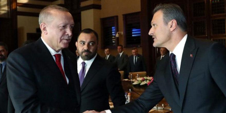 AKP'de parti içi değişiklik: Alpay Özalan'a yeni görev!