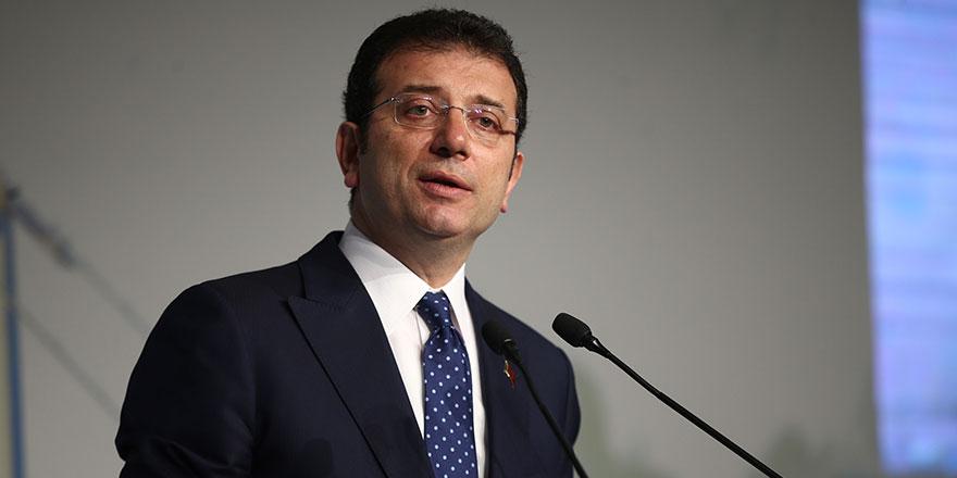 Eski AKP'li bakandan Ekrem İmamoğlu'nda destek geldi